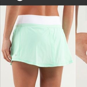 Lululemon Run: Pace Skirt Size 10